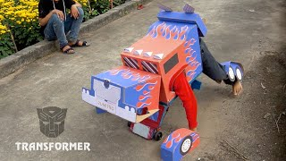 98% Handmade TRANSFORMER Costumes.What is the Best?