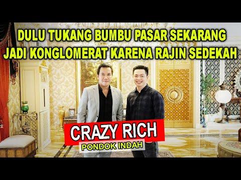 Crazy Rich Pondok Indah ! Dulu Tukang Bumbu Pasar Sekarang Sukses Karena Rajin Sedekah - Fitno