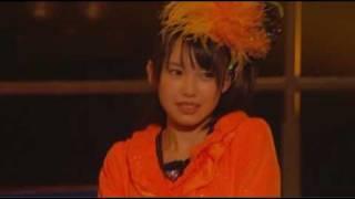 uteコンサートツアー2009春 AB℃ 中島早貴ソロバージョン.