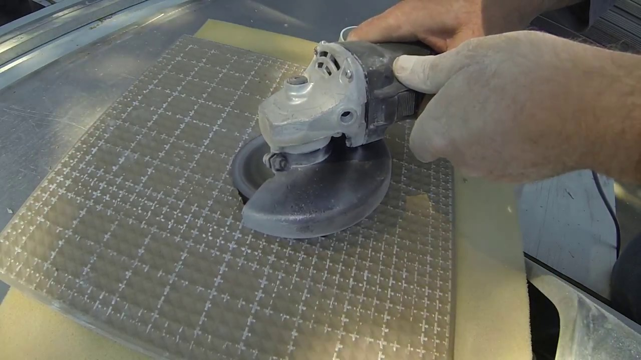 How To Cut Round Hole In Tile | Tile Design Ideas