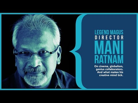 Mani Ratnam @Algebra