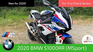2020 BMW S1000RR MSport | Our first ride and review