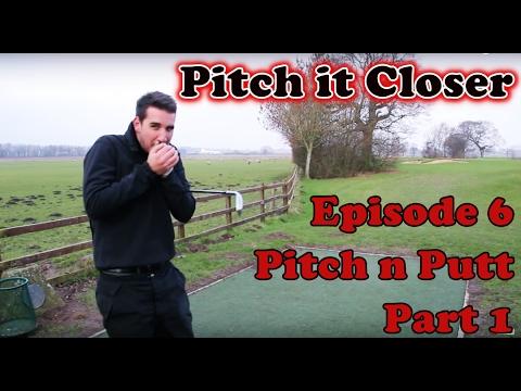 Pitch It Closer - Pitch & Putt Golf vs Fletch - Part 1