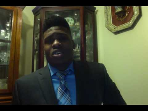 Ulrick Jean-Pierre- Dominican College of Blauvelt Interview
