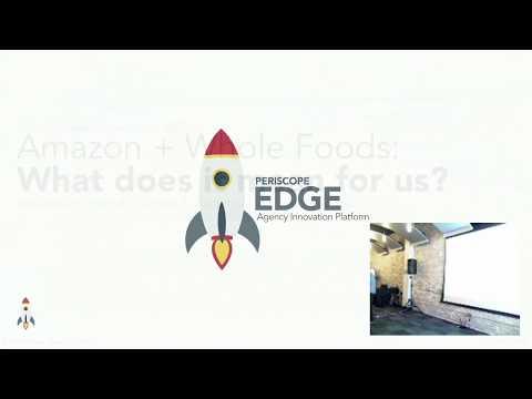 Periscope Public House: Amazon and Whole Foods