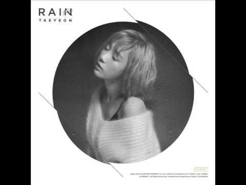 [Single] TAEYEON – Rain (MP3)