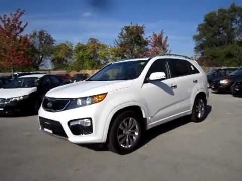 Great 2013 KIA SORENTO SX AWD V6 VIRTUAL TOUR/PREVIEW BY Kia Of Hamilton