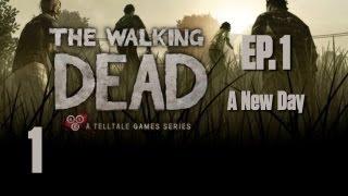 The Walking Dead: Episode 1 - Прохождение pt1