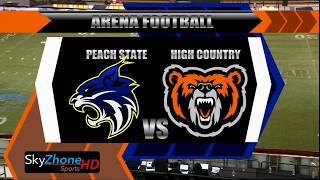 Grizzlies vs Peach State cats