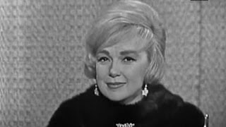 What's My Line? - Edie Adams; Buddy Hackett [panel] (Apr 19, 1964)