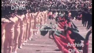 DiFilm - Fidel Castro con Mengistu Haile Mariam en Etiopia 1978