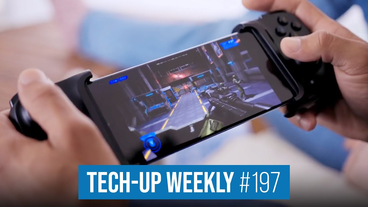 Xbox-Games auf Android zocken - Tech-up Weekly #197