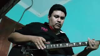 Exist - Untukmu Ibu Intro & outro Guitar Solo By Amir Dexterz