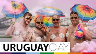 ROTEIRO GAY URUGUAY/ BALADA GAY/ RESTAURANTES/ BAIRROS/PUNTA DEL ESTE