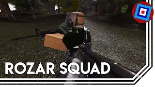 Getting ROZARS To Squad Up | STATE OF ANARCHY [ROBLOX]