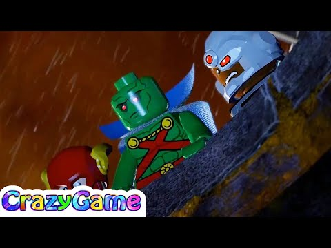 #LEGO #Batman 3 Beyond Gotham Episode 9 - Nok (Android, iOS)