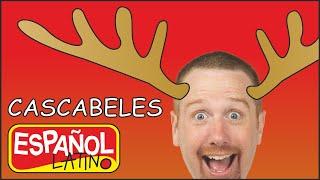 Navidad | Jingle Bells | Canciones navideñas | Historia para Niños con Steve and Maggie Español