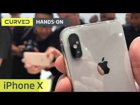 Download Youtube: iPhone X im Test: das Hands-on | deutsch