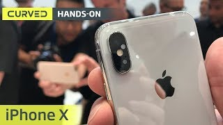 iPhone X im Test: das Hands-on | deutsch
