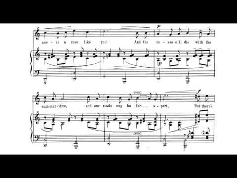 Roses of Picardy - song