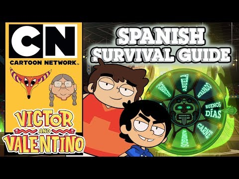 Victor and Valentino | Spanish Survival Guide | Cartoon Network UK