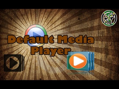 How To Make Windows Media Player The Default Audio Player On Windows 8/8.1