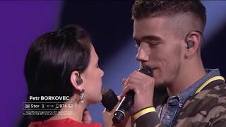 Baixar SUPERSTAR Petr Borkovec a Eliška Rusková - Dusk Till Dawn (Zayn a Sia)