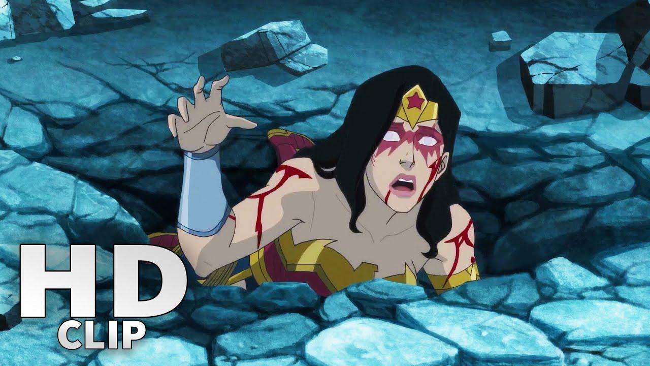 Download Diana's Sacrifice (Wonder Woman vs. Medusa)   Wonder Woman: Bloodlines