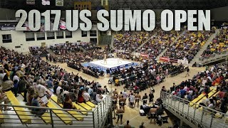 2017 US SUMO OPEN -- Official Highlight Video