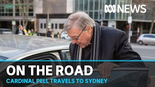 Cardinal George Pell is Sydney-bound on first full day of freedom | ABC News
