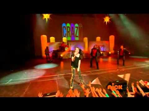 MIRANDA COSGROVE ''DANCING CRAZY'' LIVE HD