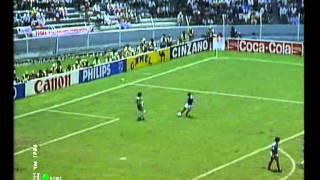Скачать ФРГ Франция Полуфинал Чемпионат мира по футболу 1986г