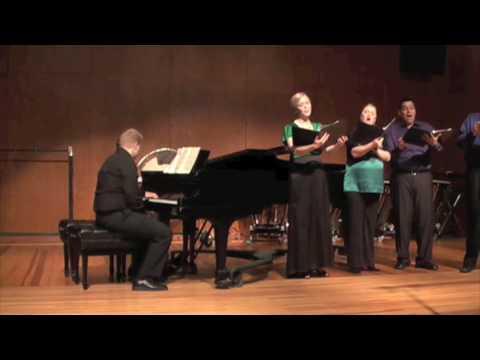 Brahms: Liebeslieder Waltzes II, #15: Zum Schluß
