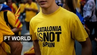 Spain frets as Catalonia eyes Scotland