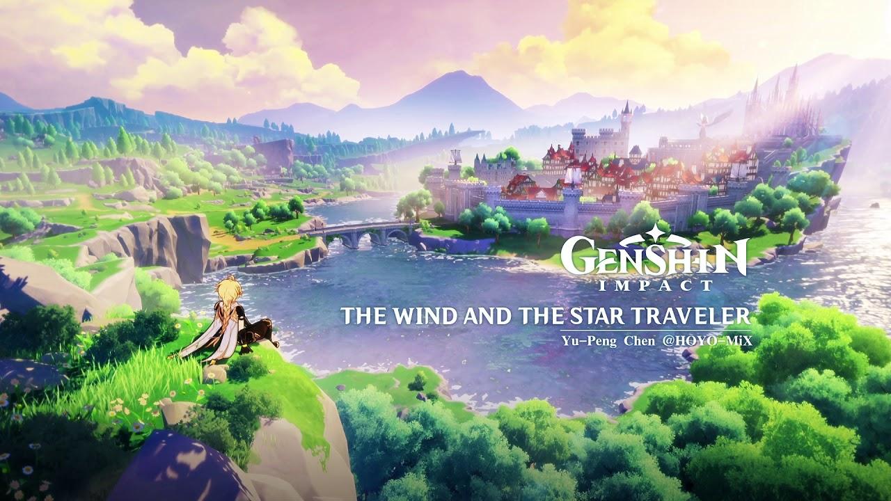 #01 Genshin Impact Main Theme|Genshin Impact