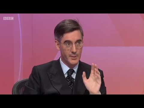 Jacob Rees-Mogg on Donald Trump