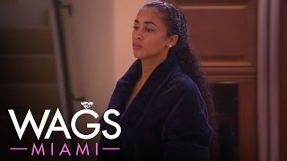 WAGS Miami | Darnell and Fiance Reshad Jones Are Not in a Good Place | E! thumbnail