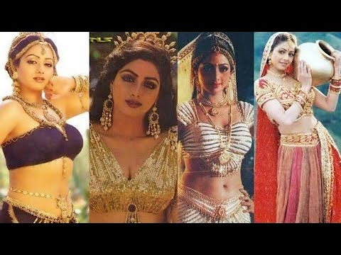 Download Sridevi : Hot Navel Sexy Belly : Amazing Looks.
