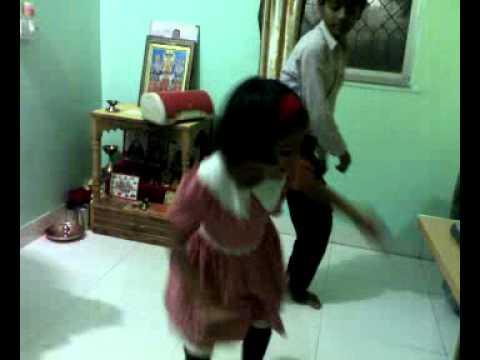 Abhishek & Aditi Gahile Dance on Papa Jag...