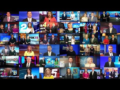 Watch Sinclair Turn Local News Anchors Into Creepy Trump Drones (VIDEO)
