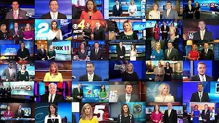 Watch Sinclair Turn Local News Anchors Into Creepy Trump Drones (VIDEO)