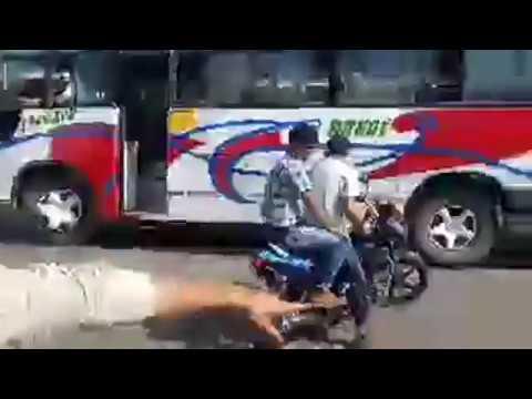 Accident at Vikram Chowk:Jammu