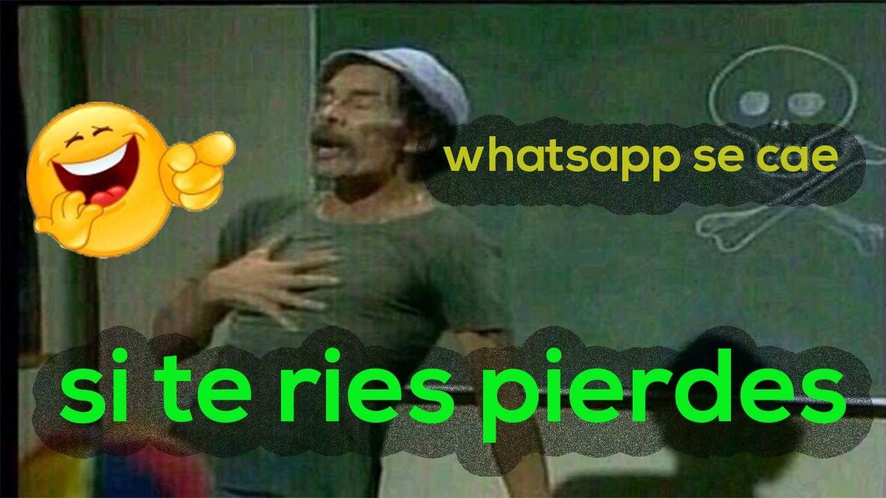 Caida De Whatsapp Picture: Memes Sobre La Caida De Whats App