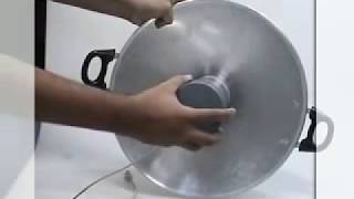 Cara Membuat Antena Wajan Bolic Wifi Dengan Harga Murah