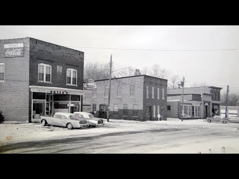 Free movies on Depot Street 1940's   Indiana History