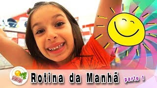 Download Video 1 VOLTA ÀS AULAS /  Rotina da Manhã com Sarinha MP3 3GP MP4