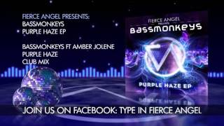 Bassmonkeys - Purple Haze - Club Mix - Fierce Angel