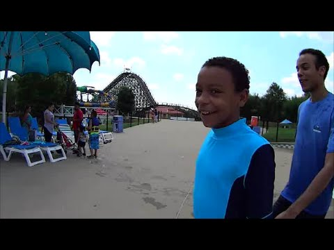 carowinds vlog a farewell to thunder road july 2015