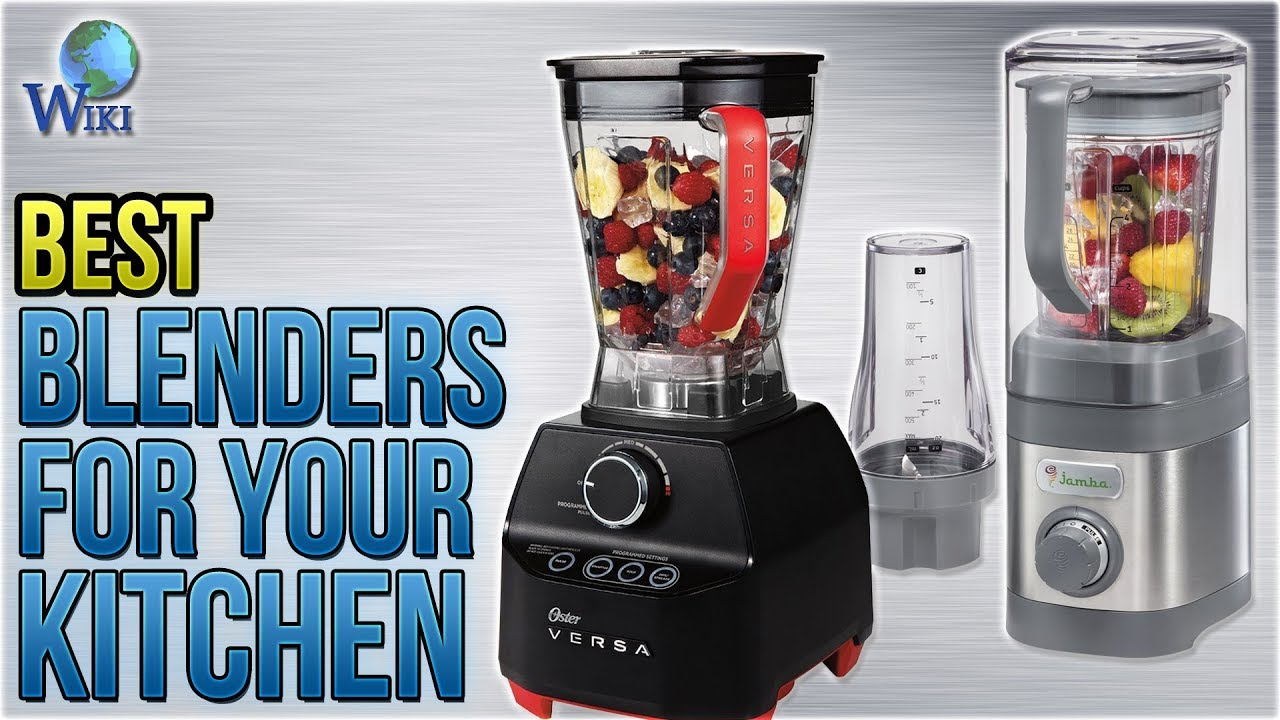 fbef6066a9 10 Best Blenders For Your Kitchen 2018 - YouTube