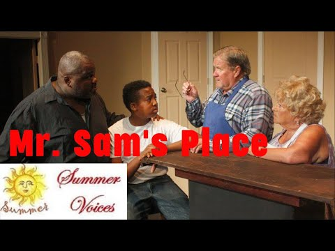 Mr Sam's Place (One-Act Play)